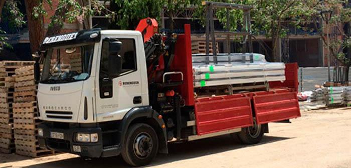 Transportes de Material